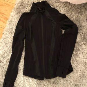 Black Ivivva athletic sweatshirt